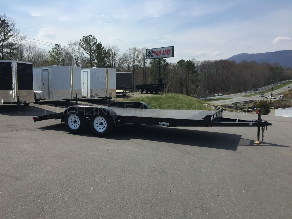 Car Trailer Open Haulers Pro Line Trailers