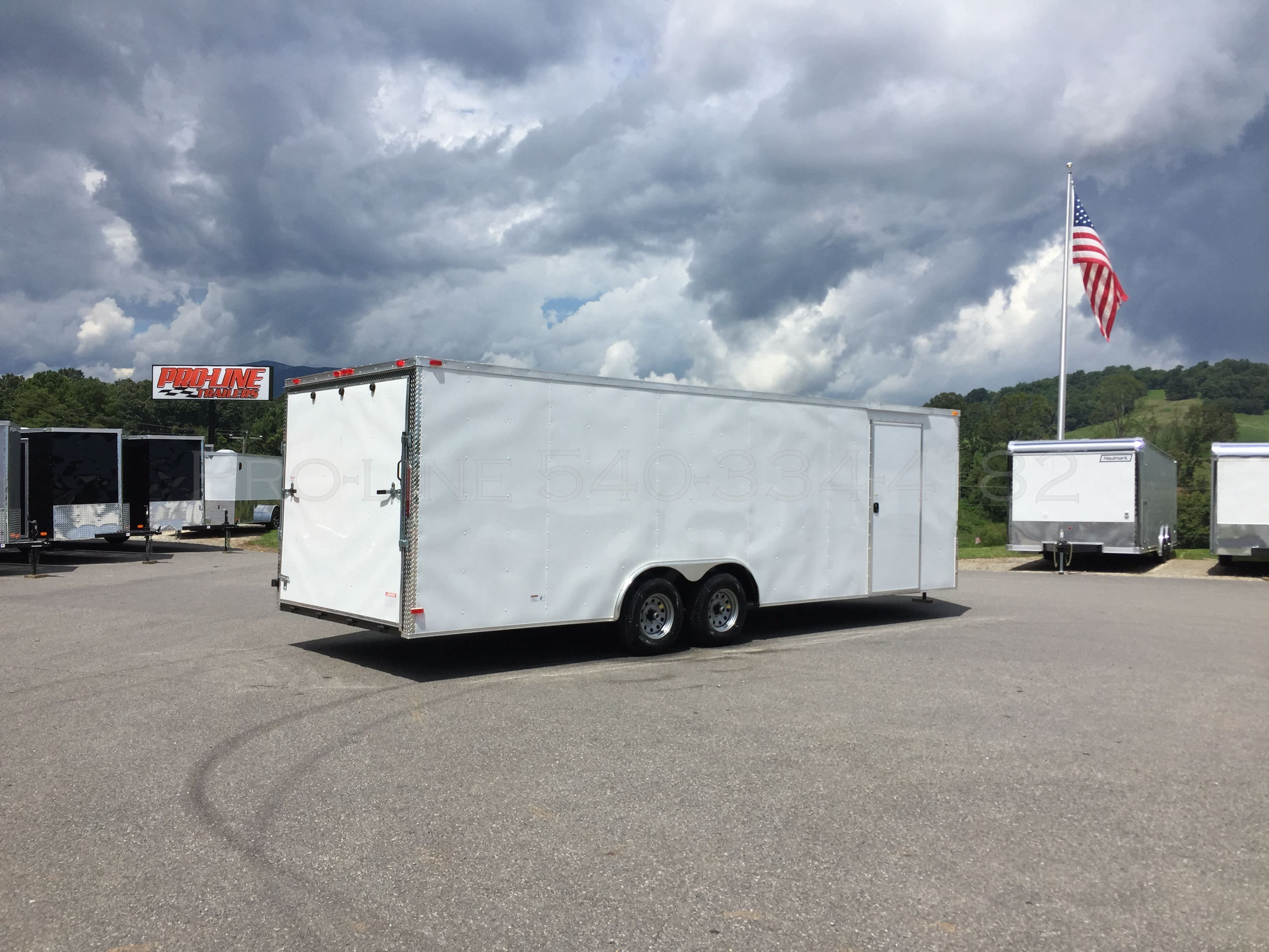 Things To Know When Purchasing A New Or Used Trailer Applications Small Boat Utility Trailers Any With Turn Types Of Enclosed