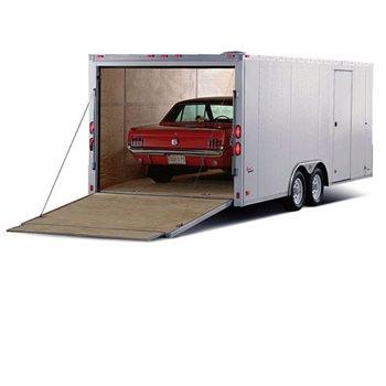 Enclosed Car Trailers Shop Car Haulers At Pro Line Trailers