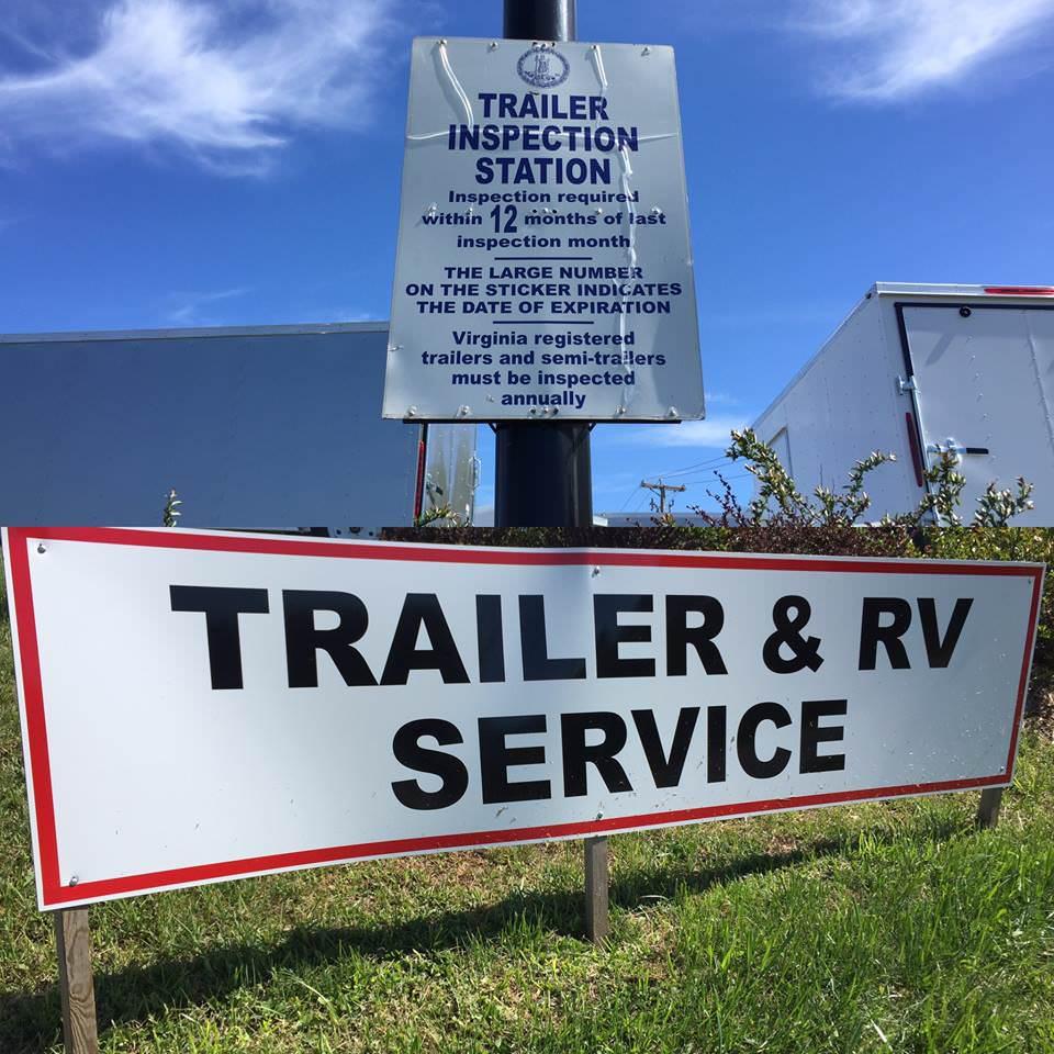 Trailer Repair Service Maintenance Pro Line Trailers Wheel Gooseneck Enclosed On Utility Wiring Colors Proline Banner