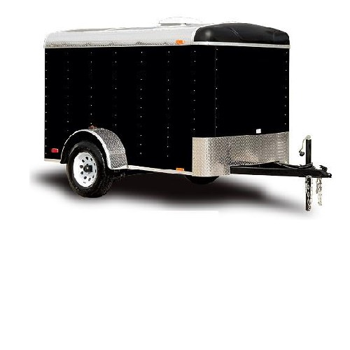 small enclosed trailers pro line trailers