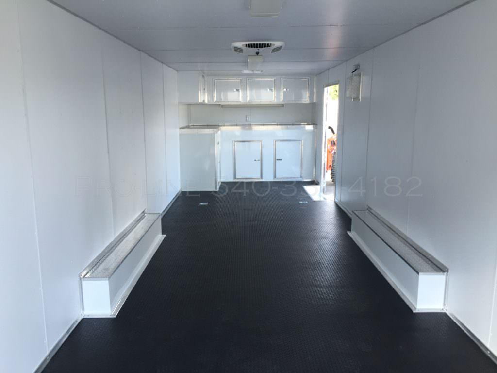 8 5x28 Enclosed Razor Race Trailer 8 5x28 Pro Line